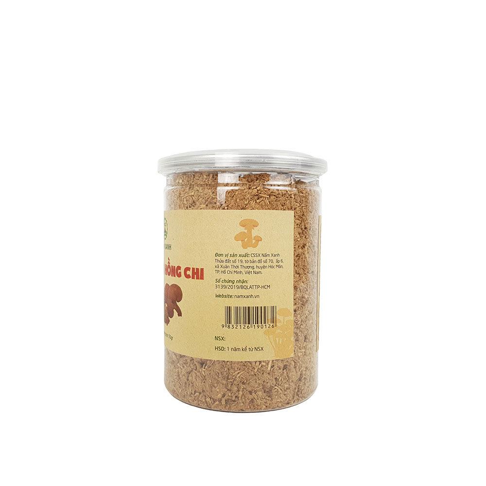 bột nấm hồng chi